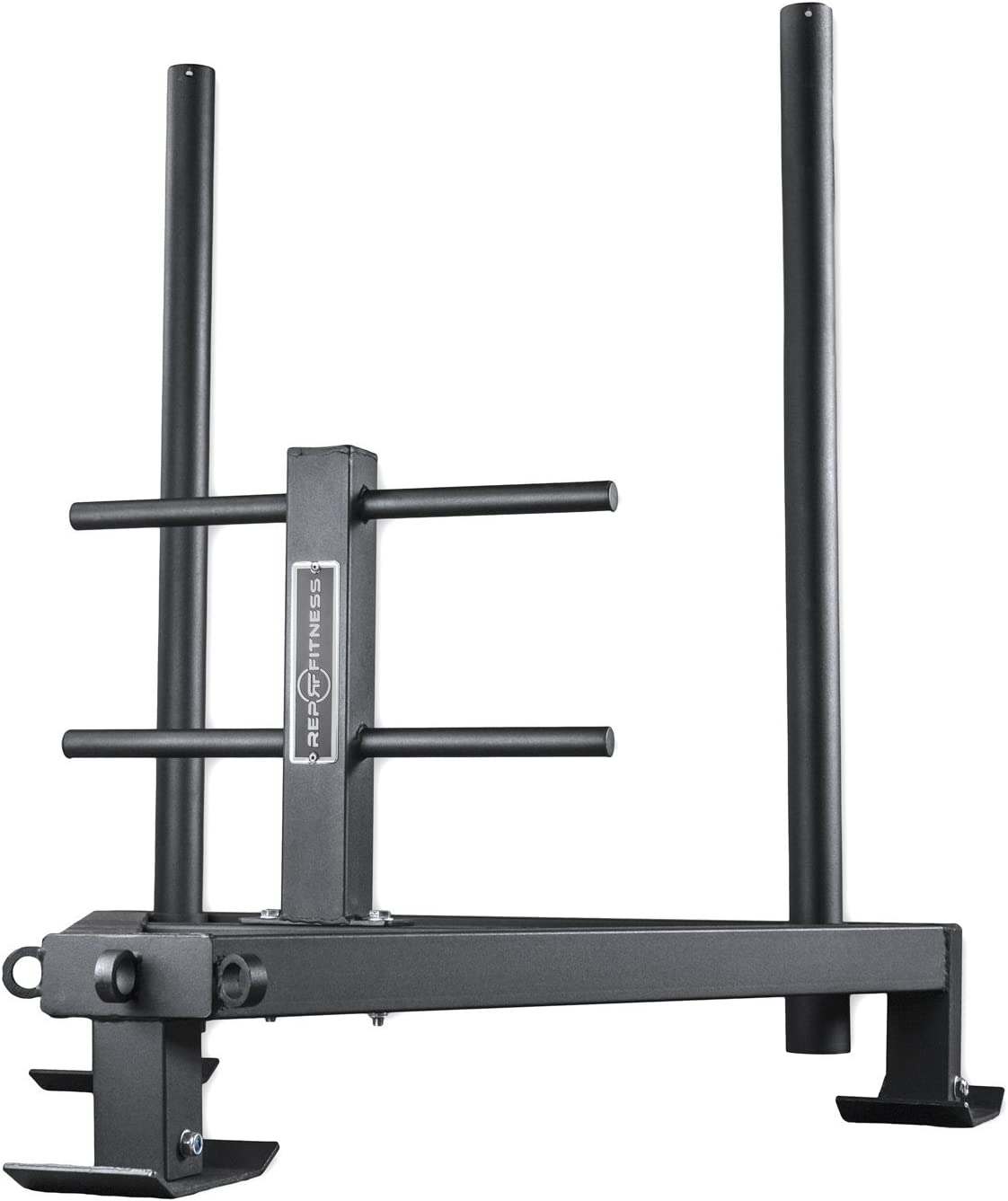 Weight Sled System Push Pull Drag Power Speed Strength Transform Sport Steel