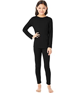 5b88e4a327f0 Amazon.com  32 DEGREES Kid s Heat Base Layer Set  Clothing