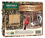 Birdola Products 54507 Birdola® Duos Peanut Blend Cake
