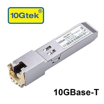 10 Gigabit RJ45 Copper Transceiver 30-Meter 10Gtek for Cisco SFP-10G-T-S Compatible 10GBase-T SFP