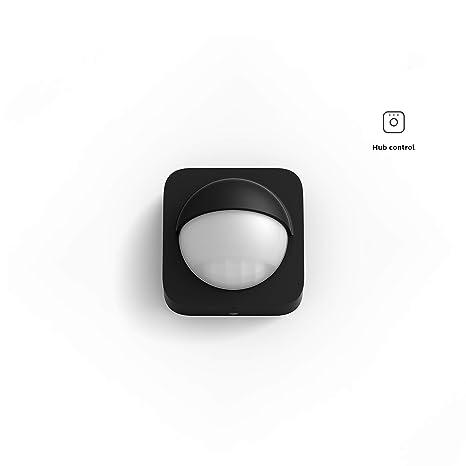 Amazon.com: Philips Hue Dusk-to-Dawn Outdoor Motion Sensor ...