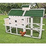 ware chicken coop - Ware Manufacturing Premium+ Chicken Chateau Hutch