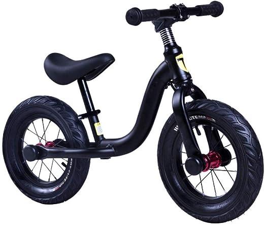 YSH BXT Pedal-Less Balance Bike Aleación De Aluminio Bicicleta ...