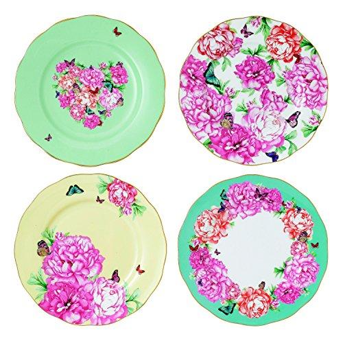 Floral Accent Plate - Royal Albert Miranda Kerr Accent Plate, 8