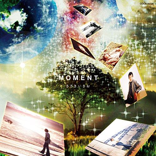 ささきいさお / ささきいさお55周年記念アルバムMOMENT ~今の向こうの今を~の商品画像