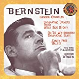 Classical Music : Bernstein: Candide Overture / Symphonic Dances from West Side Story / On the Waterfront - Symphonic Suite / Fancy Free Ballet
