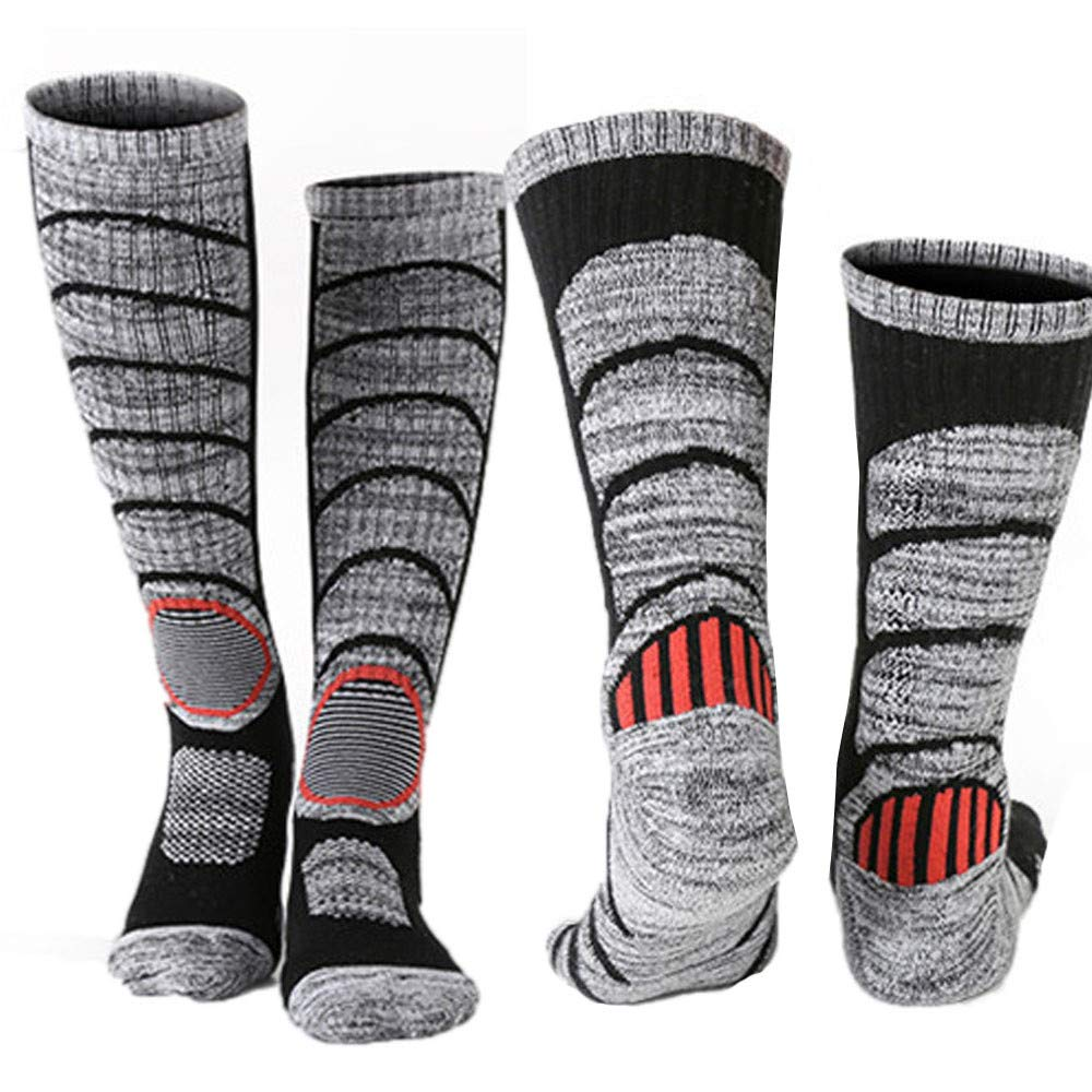 9da5ef2fdc URIBAKE ❤ Unisex Stockings Winter Autumn Ski Thicker Sports Snowboard  Climbing Camping Hiking Socks at Amazon Women's Clothing store: