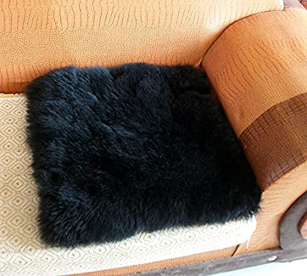 Amazon.com: imqoq Rughouse – Largo lana cojín sofá silla Pad ...