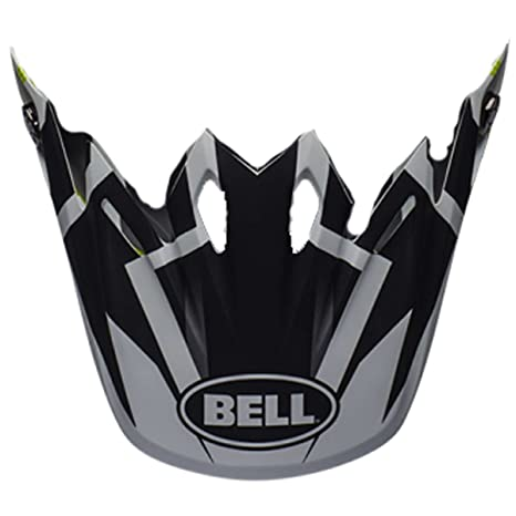 199222e4 Amazon.com: Bell Powersports Moto-9 MIPS District Helmet Replacement Visor  - Gloss White/Black/Green - 7097066: Automotive