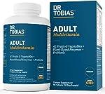Dr. Tobias Adult Multivitamin Supplement, 90 Tablets