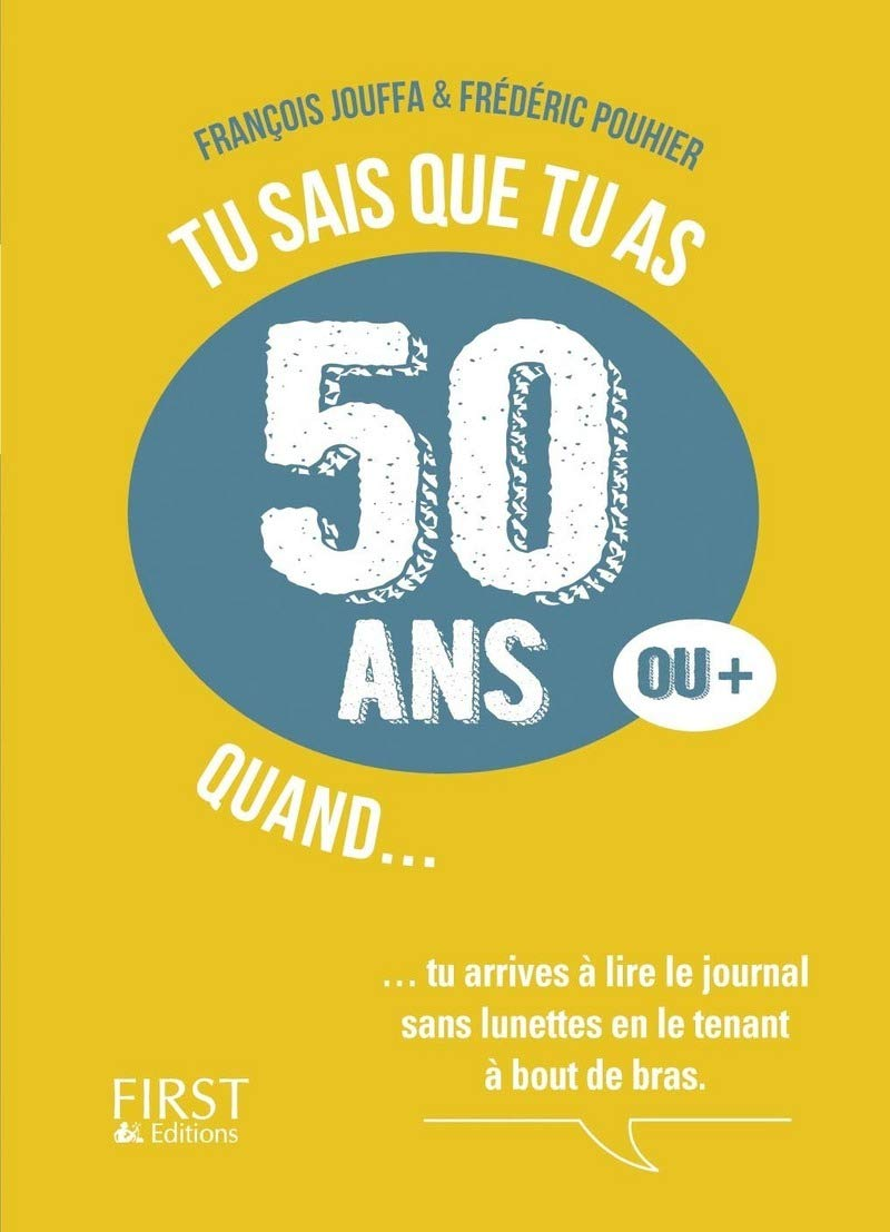 Amazon In Buy Tu Sais Que Tu As 50 Ans Quand Book Online At
