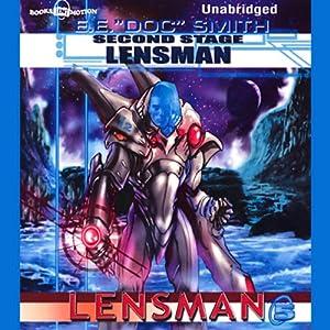 Second Stage Lensman Audiobook
