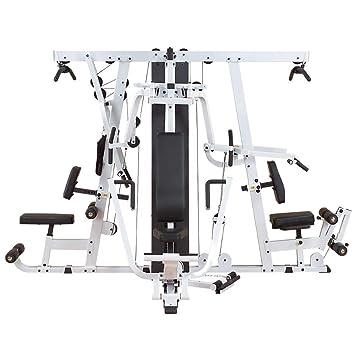 Body Solid GEXM4000 Comercial Multi Gimnasio (Gris): Amazon.es ...