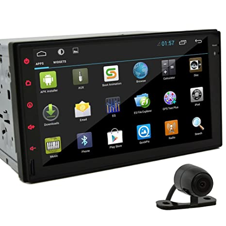 Radio Auto de 7 pulgadas de coches Radio accesorios Tablet Android 4.2.2 Jelly Bean