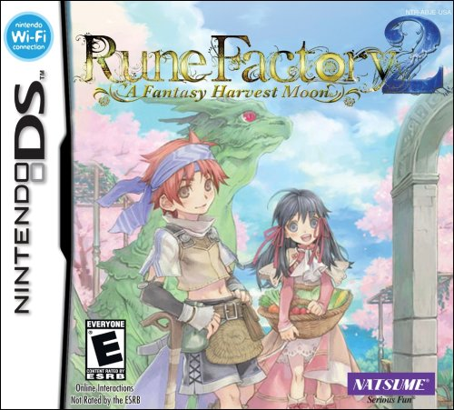 Rune Factory 2: A Fantasy Harvest Moon - Nintendo DS by Natsume