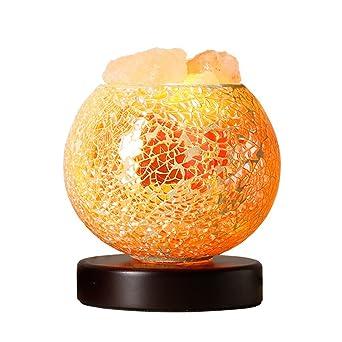 Salzkristall-Lampe romantische Lampe kreative Persönlichkeit ...
