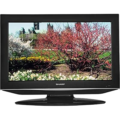 Sharp LC32DV24U 32-Inch 720p LCD HDTV with Built-in DVD Player