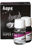 À base de teinture pour chaussures en cuir naturel ou synthétique, préparateur et Kaps Super Color 70 couleurs