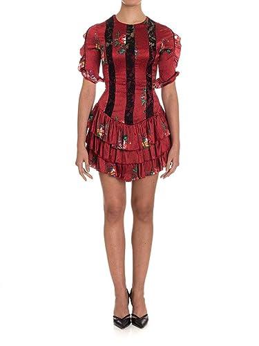 Leitmotiv Vestito Donna Avie1a05 Viscosa Multicolor