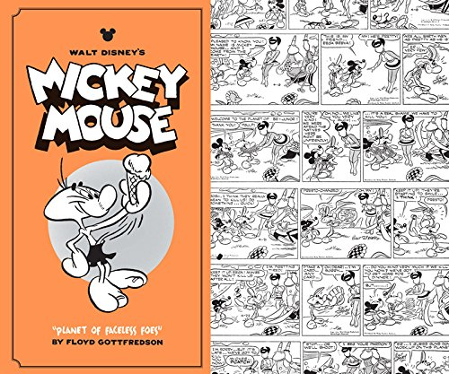 Walt Disney's Mickey Mouse Vol. 10: