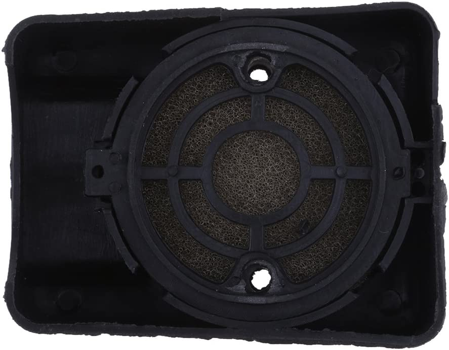 FLAMEER Mini Motorrad Black Box Luftfilter F/ür Alle 47cc 49cc Mini ATV Mini Quad