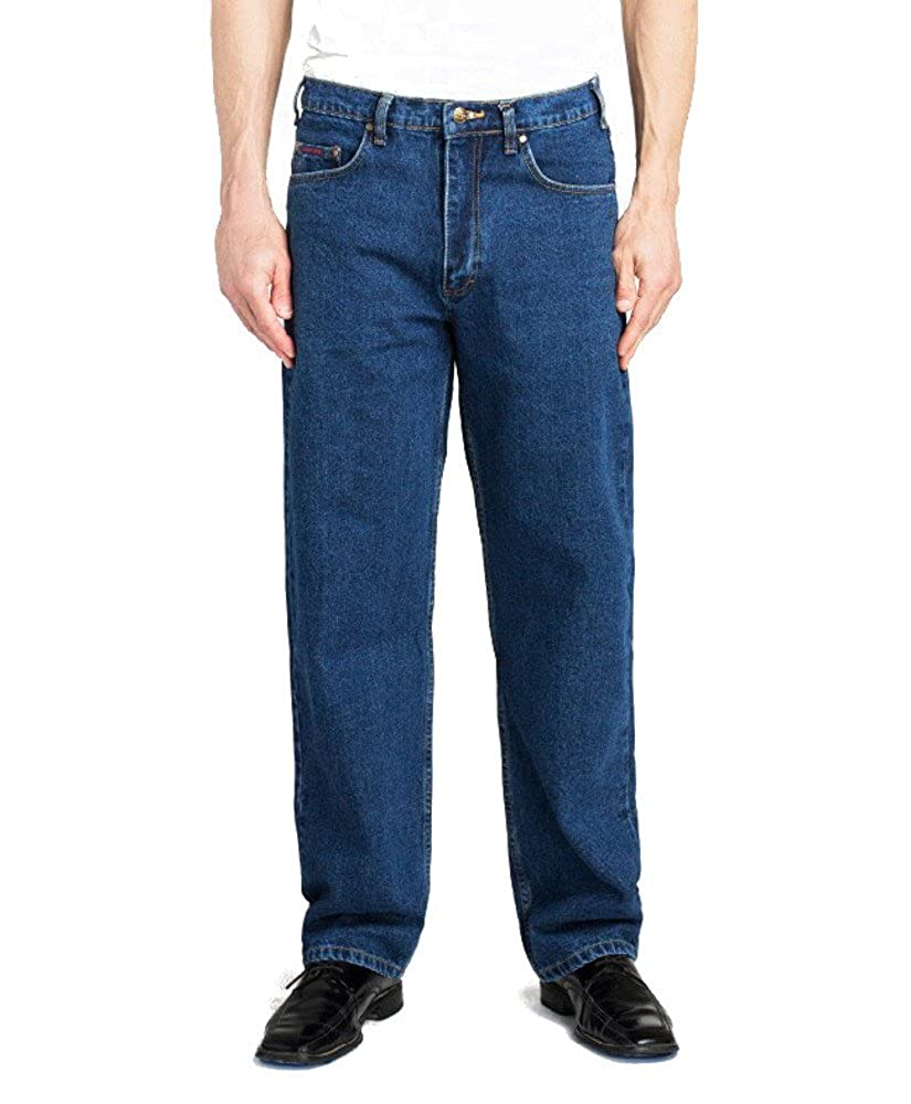 Elliesox Medium Stonewash Classic Boot Cut Jeans by Grand River 181 40x38