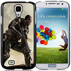 New Personalized Custom Designed For Samsung Galaxy S4 I9500 i337 M919 i545 r970 l720 Phone Case For Call Of Duty Advanced Warfare Phone Case Cover