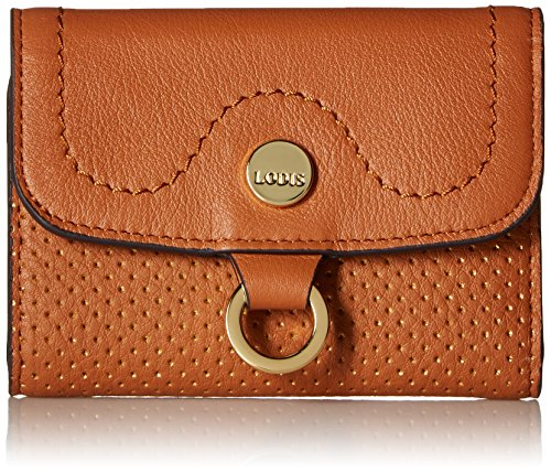 Lodis Sunset Boulevard Mallory French Purse, Toffee