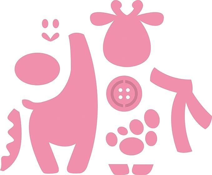 Marianne Design Stanz und Prägeschablone Collectable Eline`s Affe