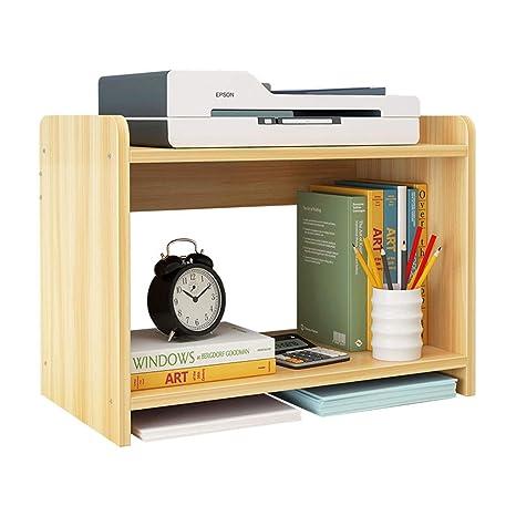 Estante para impresora Estante para escritorio Escritorio ...