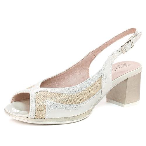 5093 Para Amazon Y Pitillos Sandalia es Zapatos Mujer De Salon BtYSxwSIq