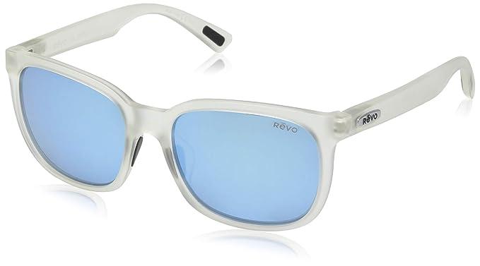 994f3fd1801f Revo Unisex RE 1050 Slater Wayfarer Crystal Lenses Polarized Sunglasses