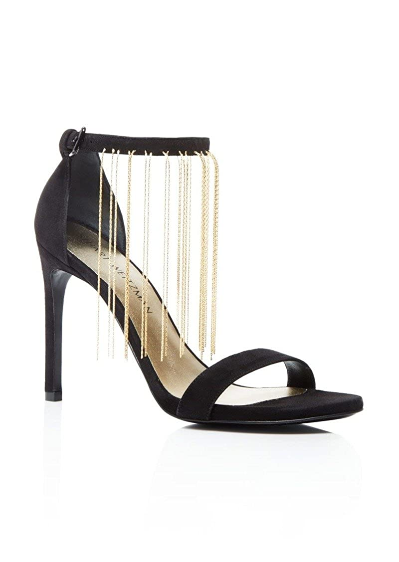 Amazon.com  Stuart Weitzman Link Long Chain Evening Heeled Sandal ...