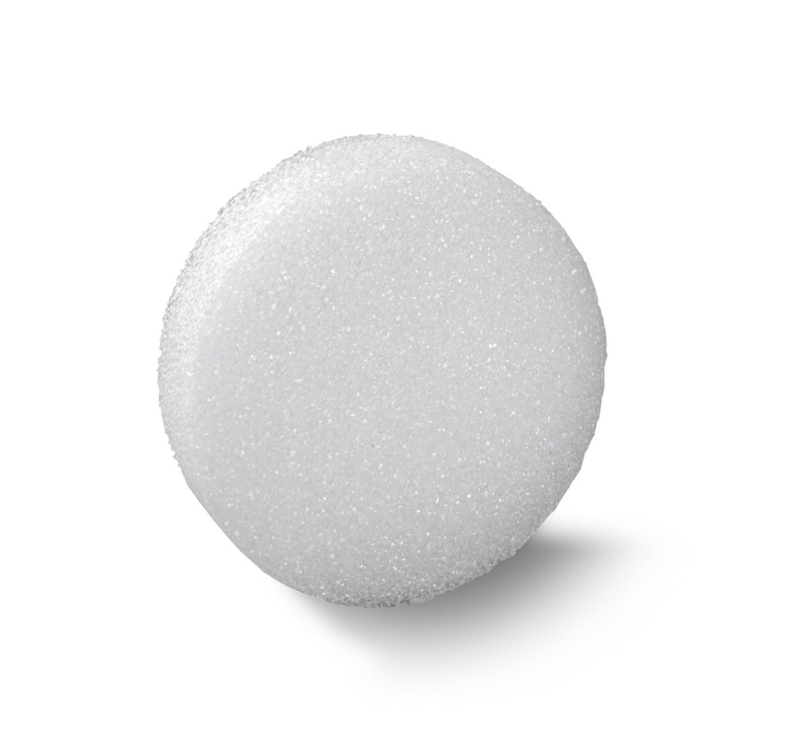 FloraCraft Styrofoam Disc 1.1 Inch x 5.8 Inch White Notions - In Network FAD32-Parent