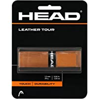Head Leather Tour - Overgrip, color Marrón