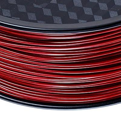 Paramount 3D FlexPLA (PANTONE Iron Red 1815C) 1.75mm 1kg Filament [IRRL30111815F]