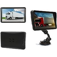 9 inch navigatiesysteem Navi navigatiesysteem DRIVE-9BT voor vrachtwagen, auto, camper. 50 landen van Europa, HQ TMC…