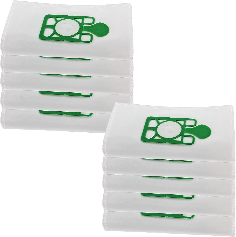 Spares2go - Bolsas para aspiradoras Numatic Henry HVR200, HVC200, NRV200, tipo Hoover (Pack de 5, 10, 15, 20 unidades y ambientadores) 5 Henry Bags: Amazon.es: Hogar