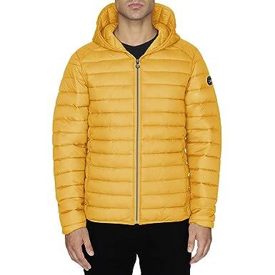 12f5911306d2e Doudoune Homme TWIG Ultralight Jacket 100gr Manteaux Ultra légère Duvet  Capuche Yellow M