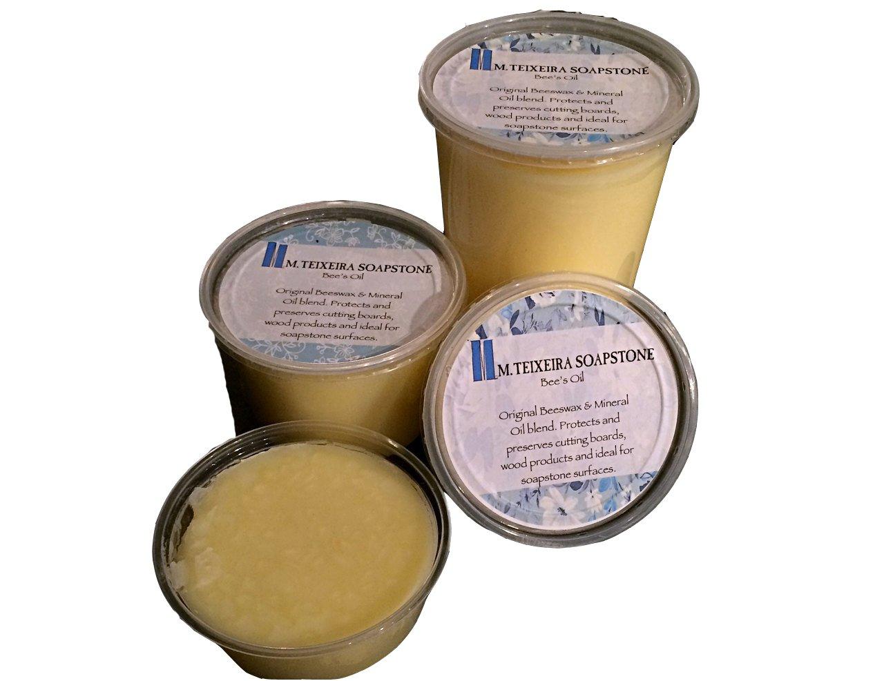 Amazon.com: Beeu0027s Wax/Mineral Oil Soapstone Treatment (S, 8): Kitchen U0026  Dining