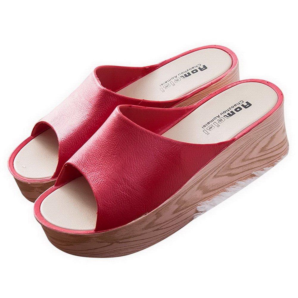 LISIMKE Womens Bath slippers Fashion slippers Beach slippers Hotel Slipper shoes-40