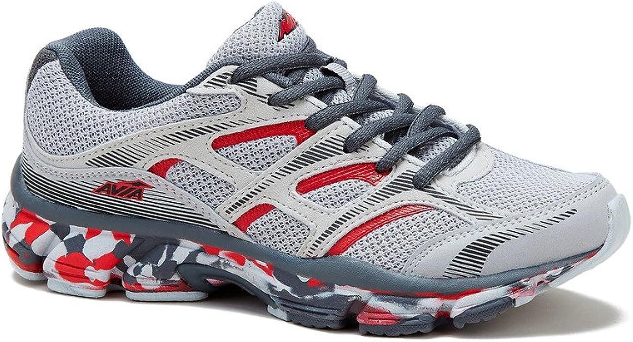 Avia Boys AVI-Forte Zapatilla de Running: Amazon.es: Zapatos y complementos