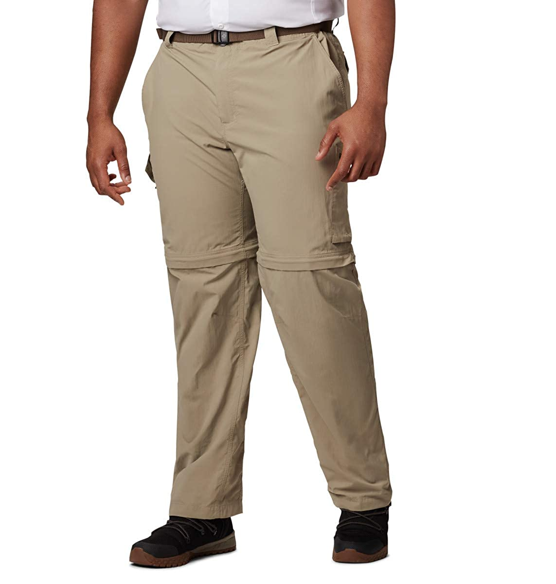 performance sportswear vast selection wide selection of colours and designs Columbia Men's Silver Ridge Convertible Pant, Breathable, UPF