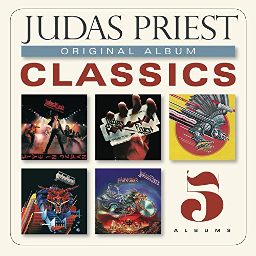 Judas Priest: Original Album Classics [Box] (Audio CD)