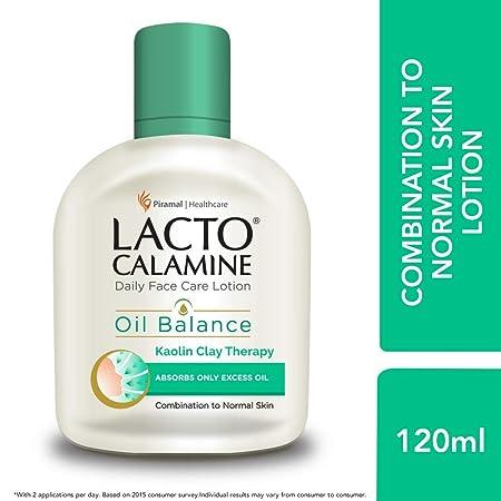 Lacto Calamine Oil Control Face Lotion   120 Ml by Piramal Enterprises Ltd