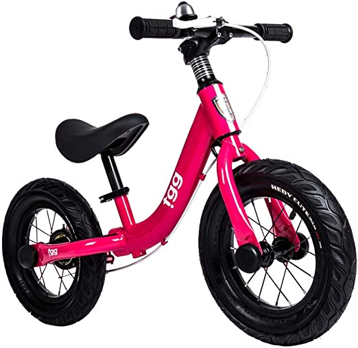 Bicicleta sin pedales bici Bicicleta de equilibrio de 36 cm (14 ...