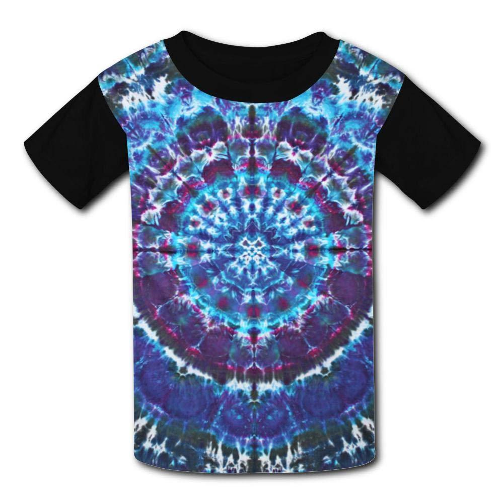 1f917e106179e Amazon.com: Custom Tie Dyed Boys Girls Teenager Tee Shirt Children ...