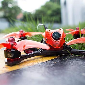 Ajcoflt Babyhawk R Pro 4 FPV Racing Drone 600TVL cámara dron sin ...