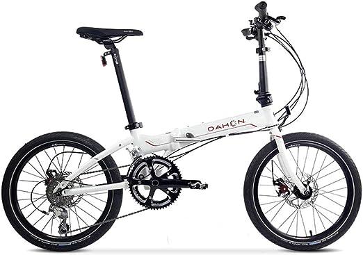 Monociclos Bicicleta Plegable Bicicleta de 20 Pulgadas de ...