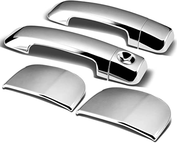 07-13 Toyota Tundra Crew Max Double Cab Tailgate Door Handle Cover Chrome